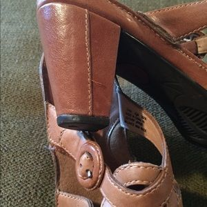 Clarks Artisan Shoes - Clark's Artisan Leather Mule